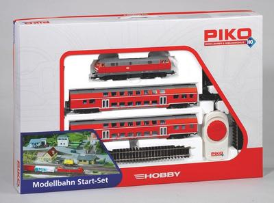 Piko 57150 H0 Start-Set Doppelstockzug DB