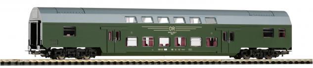 Piko 57684 Doppelstocksitzwagen DR
