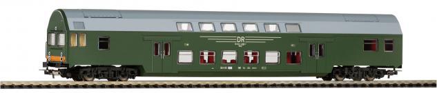 Piko 57685 Doppelstocksteuerwagen DR