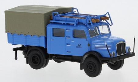 Brekina 71757 IFA S 4000-1 Bautruppwagen