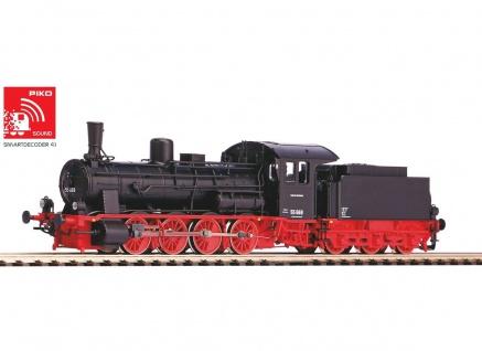 Piko 47101 Dampflok BR 55 der DR Sound
