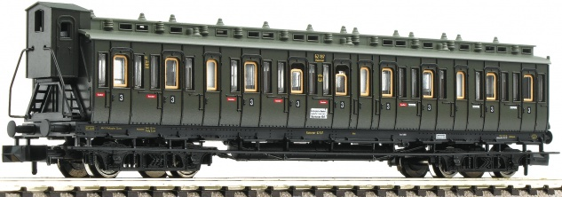 Fleischmann 804305 Abteilwagen der DRG