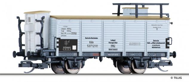 Tillig 95890 Flüssiggaswagen DEGUSSA