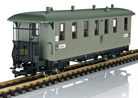 LGB 31354 S.St.E. Personenwagen - Vorschau 2