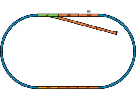 Piko 57170 H0 Start-Set Güterzug der ÖBB - Vorschau 2