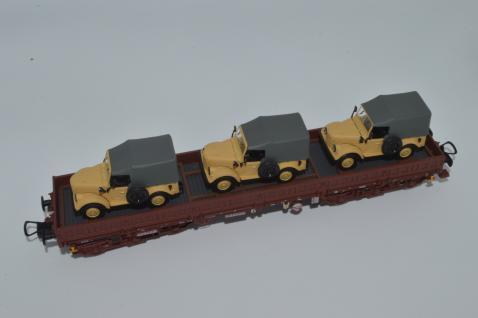 NPE Modellbau 22060 Schwerlastwagen