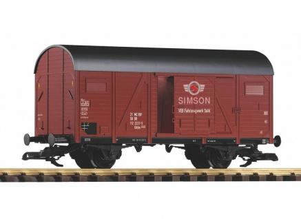 Piko 37925 Gedeckter Güterwagen Simson