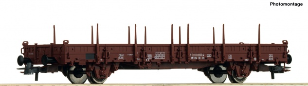 Roco 76998 Schwenkrungenwagen der DR