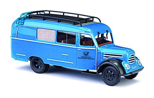 Busch 51864 Robur Garant Blaue Post