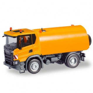 Herpa 310888 Scania CG 17 Kehrfahrzeug