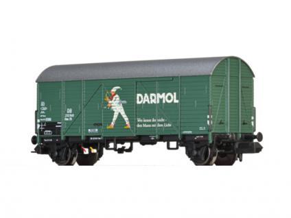 Brawa 67312 Güterwagen Gms35 Darmol DB