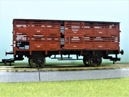Fleischmann 5882 Verschlagwagen der DRG