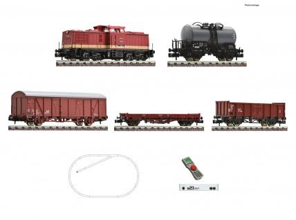 Fleischmann 931892 Digital Startset Güterzug