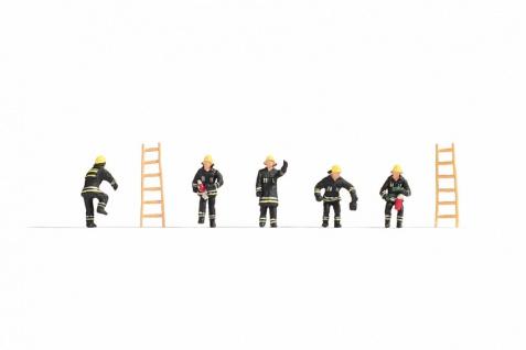 Noch 36021 Feuerwehr Figuren