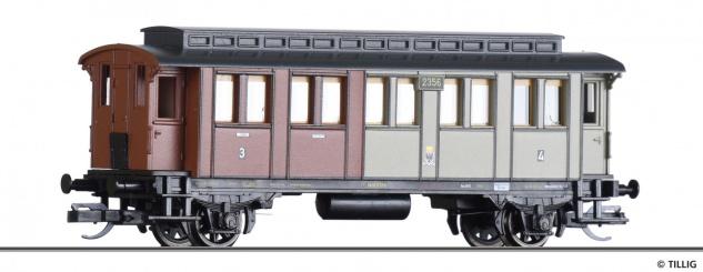 Tillig 13122 Reisezugwagen der K.P.E.V.