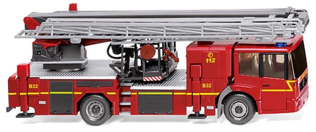 Wiking 062846 Feuerwehr Hubrettungsbühne