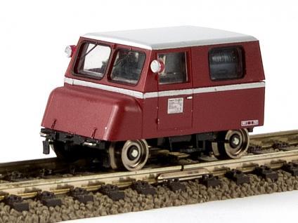 Brekina 63040 Draisine Klv 12 DB 12-4343 - Vorschau 1