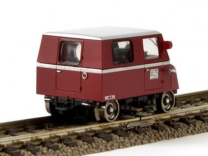 Brekina 63040 Draisine Klv 12 DB 12-4343 - Vorschau 3