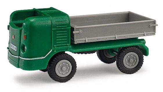Busch 210009612 Multicar Dreiseitenkipper