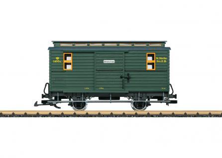 LGB 40268 Sächsischer Zugführerwagen