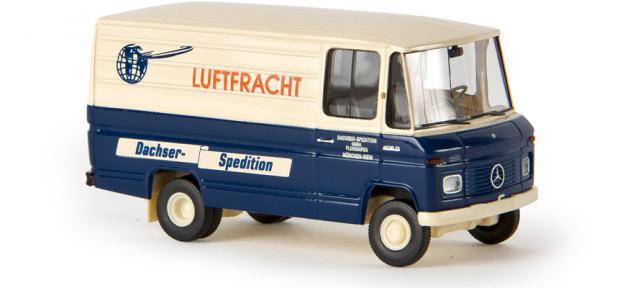 Brekina 36804 MB L406 Dachser Luftfracht - Vorschau 1