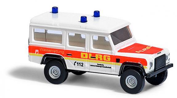Busch 8374 Land Rover Defender DLRG