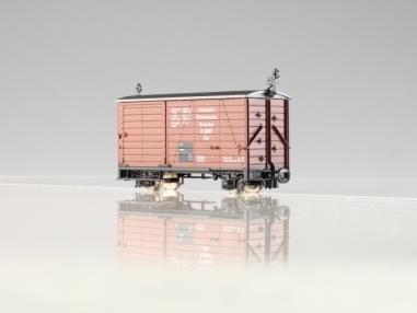 pmt 54212 H0e Gedeckter Güterwagen