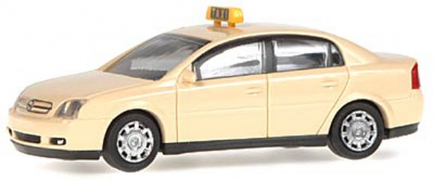 Rietze 31207 Opel Vectra Taxi Limousine