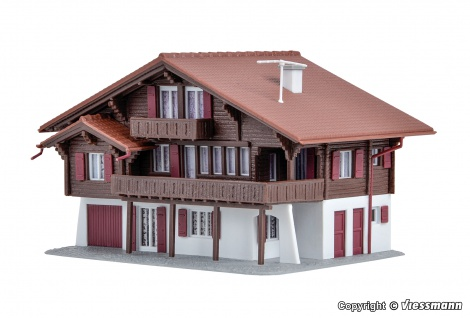 Kibri 37033 N Chalet Beckenried Alpenhaus