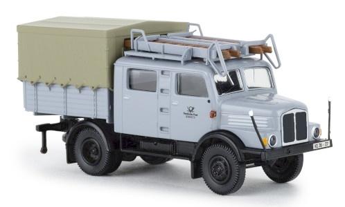 Brekina 71762 IFA S 4000-1 Bautruppwagen