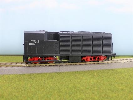 Kondens-Antriebstender für Dampflok BR 52