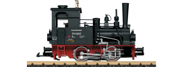 LGB 20184 Dampflokomotive 99 5605 DR