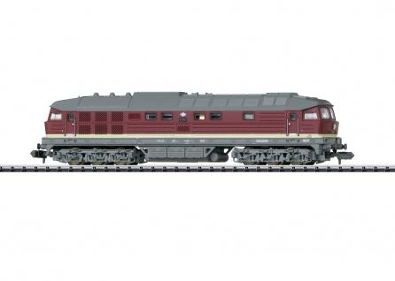Minitrix 16234 Diesellok BR 132 DR Sound