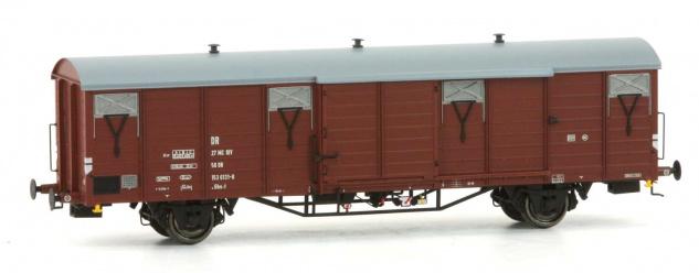 Exact Train EX20490 Küchenwagen Gbs-t DR