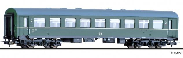 Tillig 74899 Reko-Reisezugwagen DR
