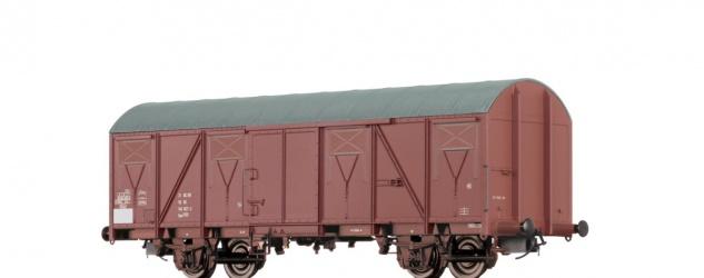 Brawa 67813 Gedeckter Güterwagen der DR
