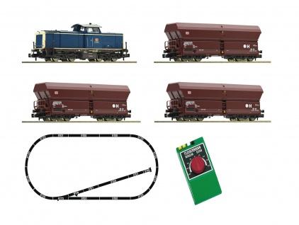 Fleischmann 931705 Analog Startset Güterzug