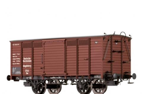 Brawa 48028 Gedeckter Güterwagen DRG