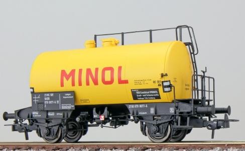 Esu 36210 Kesselwagen Deutz Dr Minol - Vorschau 1