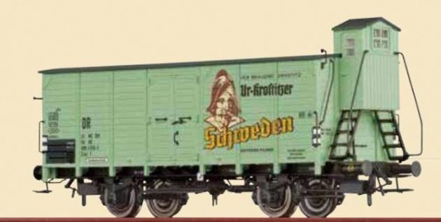Brawa 67482 Güterwagen Ur-Krostitzer