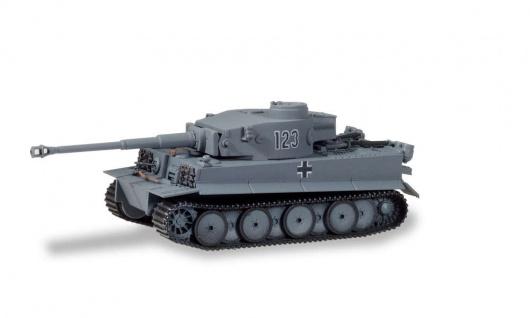 Herpa 745956 Panzerkampfwagen Tiger H1 WM