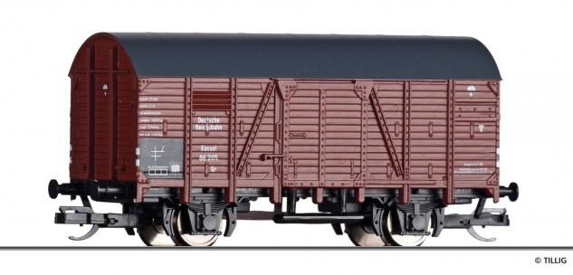 Tillig 17121 gedeckter Güterwagen der DRG