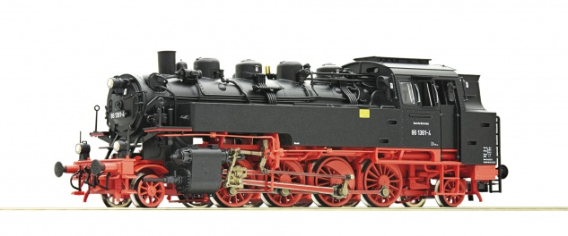 Roco 73033 Dampflok BR 86 DR mit Sound