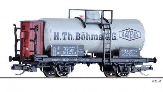 Tillig 95860 Kesselwagen Böhme AG DRG