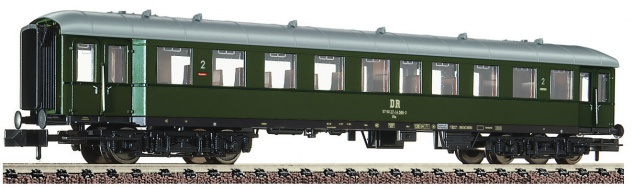 Fleischmann 867713 Eilzugwagen der DR