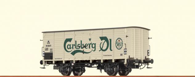 Brawa 49066 Güterwagen Carlsberg der DSB