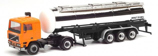 Herpa 312622 Volvo F12 Tanksattel Deutrans