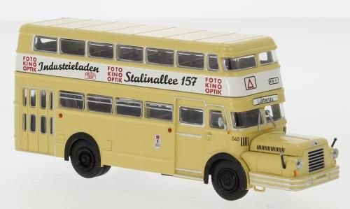 Brekina 61202 IFA Do56 Doppelstockbus