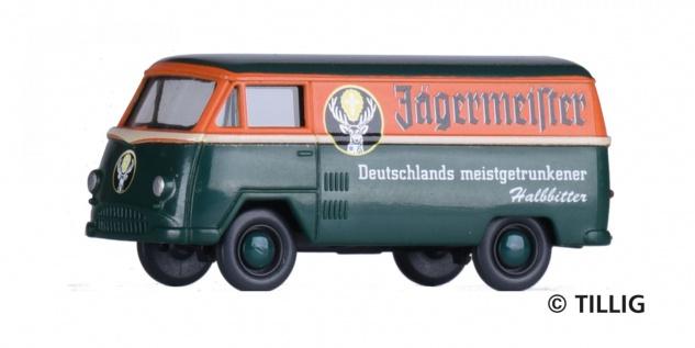 Tillig 08614 Matador Kastenwagen Jägermeister