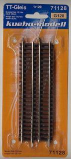 Kuehn Modell 71128 gerades Gleis G128